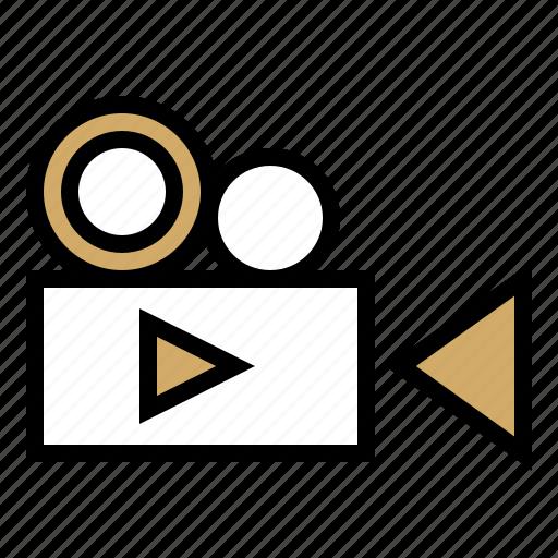Camera, cinema, film, movie, video icon - Download on Iconfinder