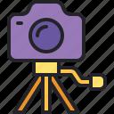 photography, camera, tripod, electronics, photo