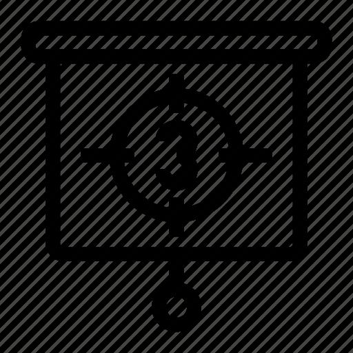cinema, countdown, movie, projector, screen icon