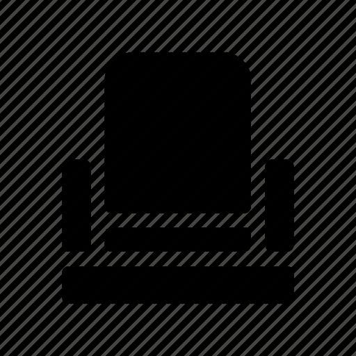armchair, cinema, seat, theatre icon