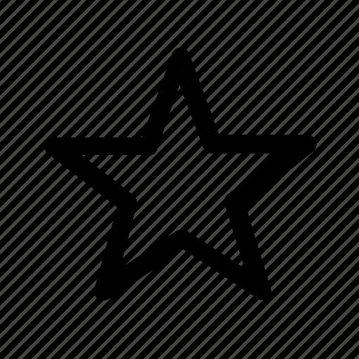 estimate, favourite, like, star icon