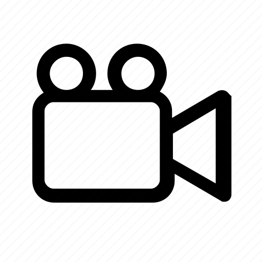 camera, director, film, filming, video icon