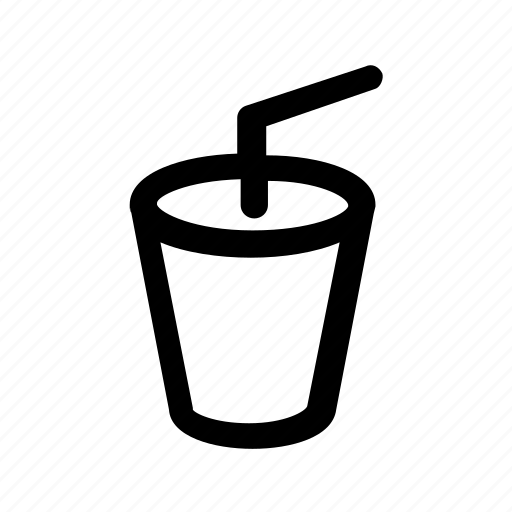 cola, cup, drink, glass, soda, water icon