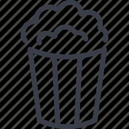 alcohol, beverage, cinema, drink, glass icon