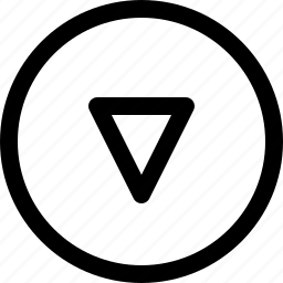 arrow, arrows, circle, direction, download icon