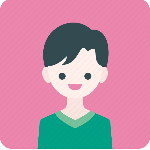 Avatar, boy, human, man, people, profile, smile icon - Download on Iconfinder