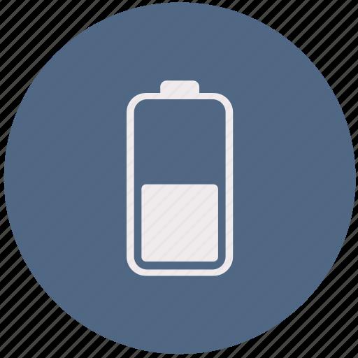battery, battery indicator, battery status, energy icon
