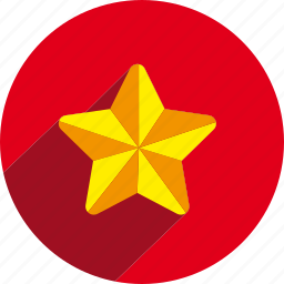 christmas, circle, holiday, holidays, star, xmas icon