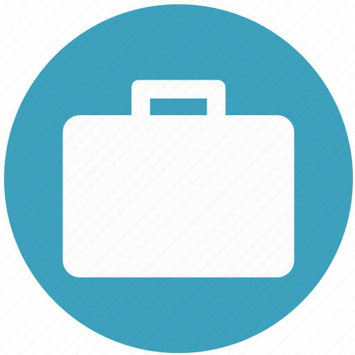 bag, case, law, office, suitcase icon