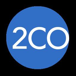 2co, circle icon