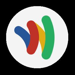 circle, google, wallet icon