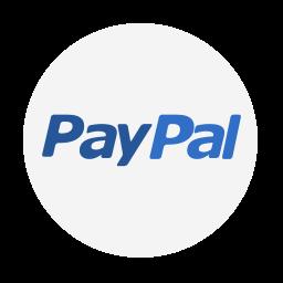 circle, paypal icon