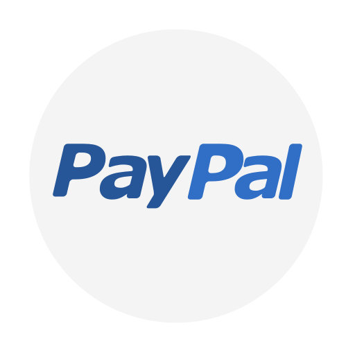 circle paypal icon. Black Bedroom Furniture Sets. Home Design Ideas