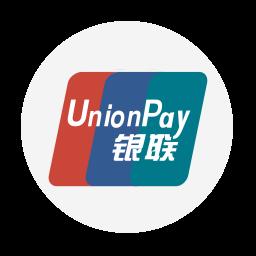 circle, unionpay icon