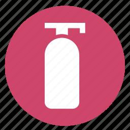 hair care, liquid soap, lotion, shampoo, soap, spa icon