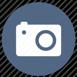 camera, media, photographer, summer icon