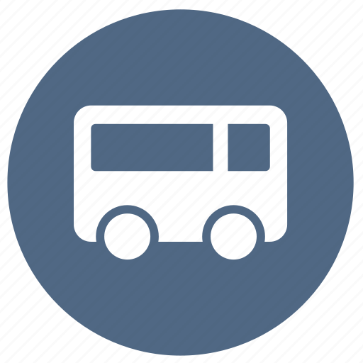 bus, car, summer, travel, vacation icon
