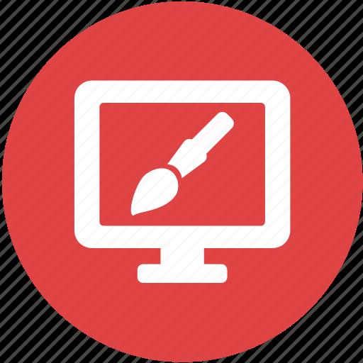 design, development, graphic, programming, web design icon