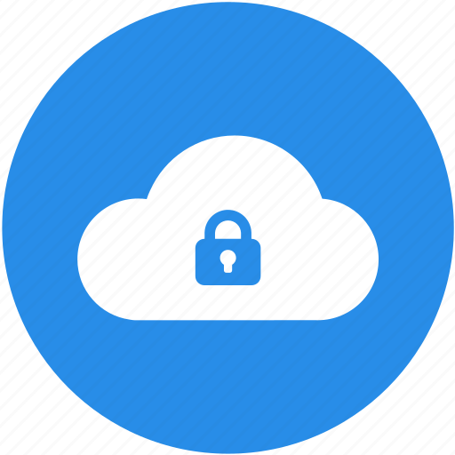 cloud, cloud access, denied, development, locked, programming, website icon