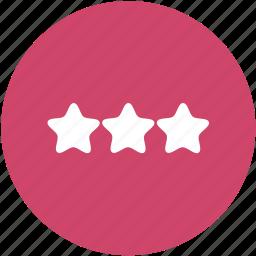 favorite, favourite, rating, reputation, star, web development, website icon