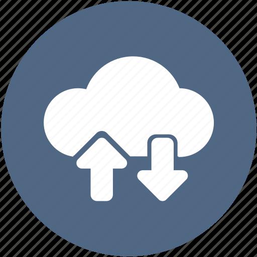 cloud, cloud computing, development, programming, web development, website icon