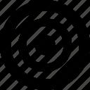 aim, bullseye, circle, focus, goal, target icon