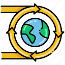 chain, circular, supply
