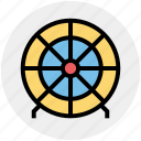 bulls eye, circus, dartboard, disc, goal, target