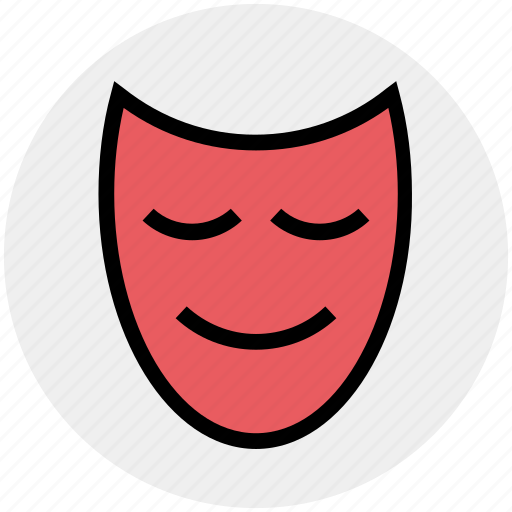 Celebrations, circus, circus mask, face mask, festivity, mask icon - Download on Iconfinder