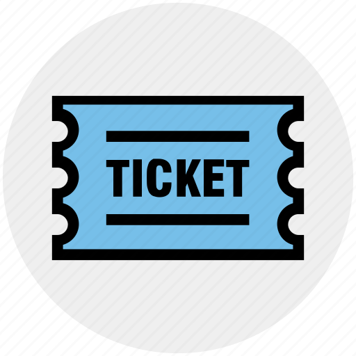 Card, circus, label, mark, tag, ticket icon - Download on Iconfinder