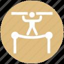 acrobat, acrobatic, balancing, circus, performance, trapeze