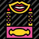 carnival, festival, heart, kiss, kissingbooth, love, romance