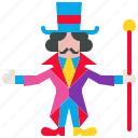 carnival, circus, guy, guyhad, man, person, young
