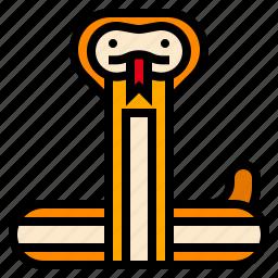 animal, carnival, citcus, shoe, snake icon