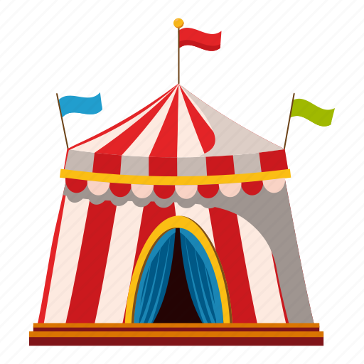 activity cartoon leisure logo outdoor shapito circus tent icon  sc 1 st  Iconfinder & Activity cartoon leisure logo outdoor shapito circus tent ...