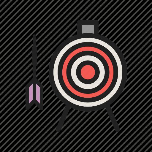 board, bullseye, circus, dartboard, darts, goal, target icon
