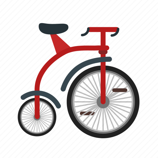 Bicycle, bike, circus, face, fun, joker, wheel icon - Download on Iconfinder