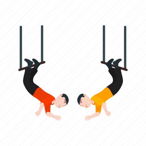 Activity, balance, circus, event, performance, rope, show icon - Download on Iconfinder