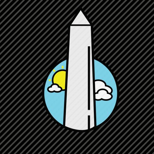 city, icon, washington icon