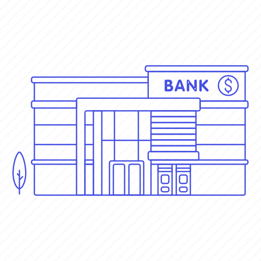 3, bank, building, capital, city, credit, dollar, financial, institution, money, save, services, withdraw icon