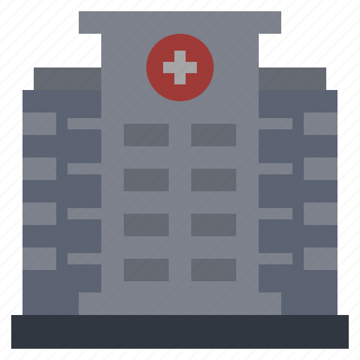 assistance, buildings, care, clinic, health, hospital, medical icon