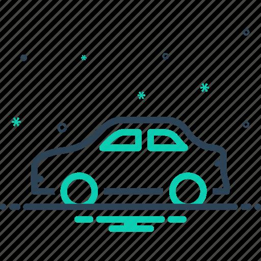 automotive, car, carriage, conveyance, transit, transportation, vehicle icon