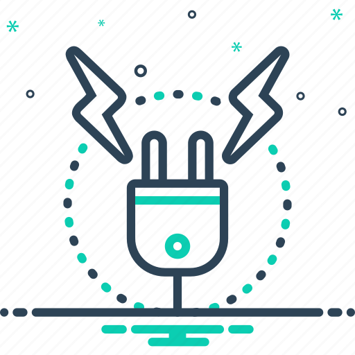 Counteraction, dangerous, dynamism, forcefulness, high voltage, omnipotence, resistance icon - Download on Iconfinder