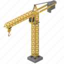 construction, crane, build, construct, maintenance, machinery, equipment