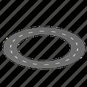 location, map, roundabout, road, street, asphalt, navigation