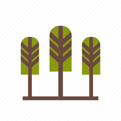building, city, elements, facilities, park, public, trees icon