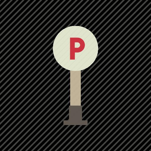 building, city, elements, facilities, park, parking, public icon
