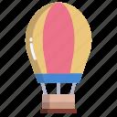 hot, air, balloon