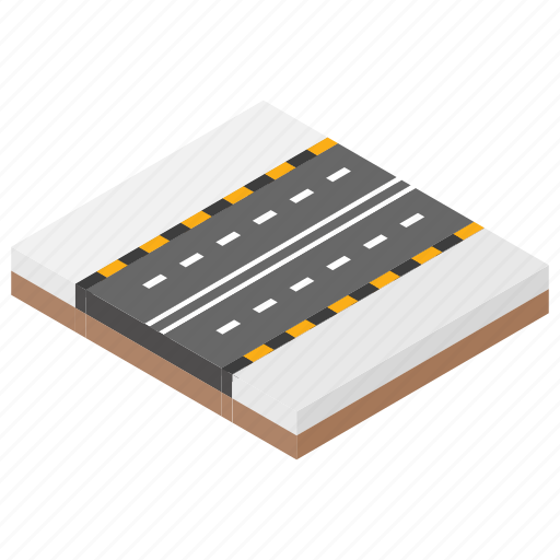 Carpeted roads, city roads, clean roads, pathway, roads icon - Download on Iconfinder