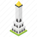 city buildings, modern architecture, skylines, skyscraper, tower icon